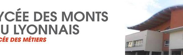 LYCEE DES MONTS DU LYONNAIS