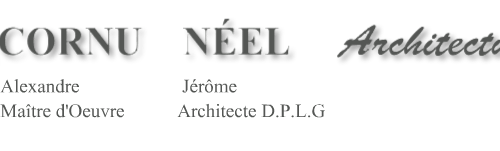 CORNU NEEL Architectures